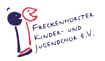 Kinder- und Jugendchor Logo